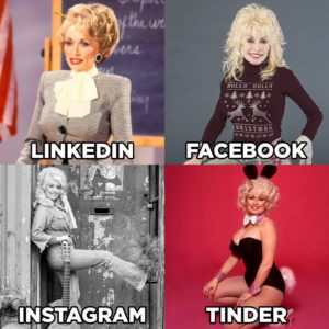 Dolly Parton Social Media Challenge - Digital Sargeant