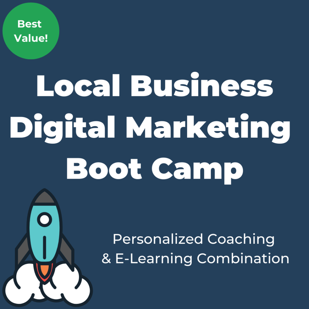Local Business Digital Marketing Training Course By Jennifer Sargeant