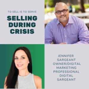 Podcast: Selling During A Crisis